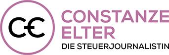 Constanze Elter – Die Steuerjournalistin